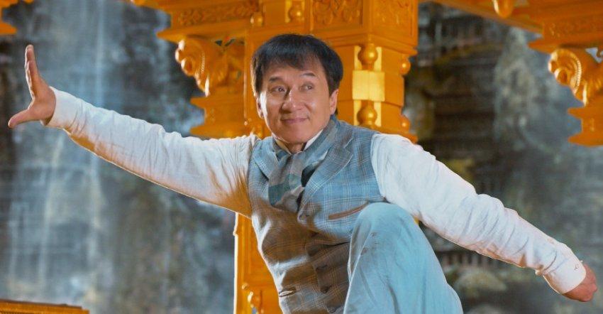 Джеки Чан рассказал, каким «придурком» он был в молодости
