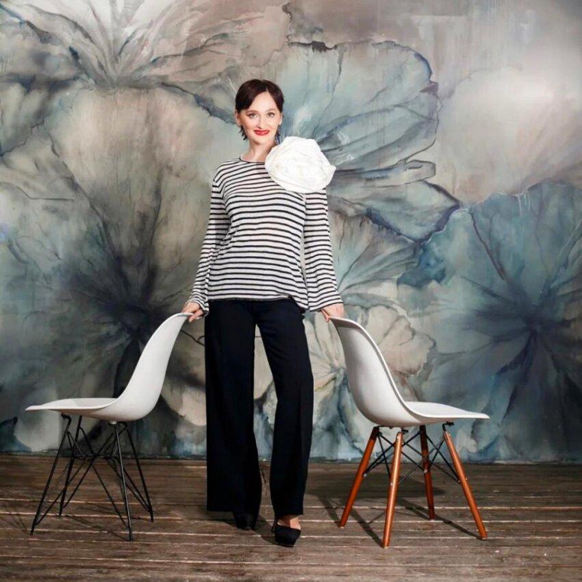 Елена Сотникова: Путь успешной женщины от главреда Elle до художника