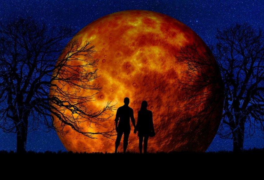 Лунный календарь на 8-14 апреля