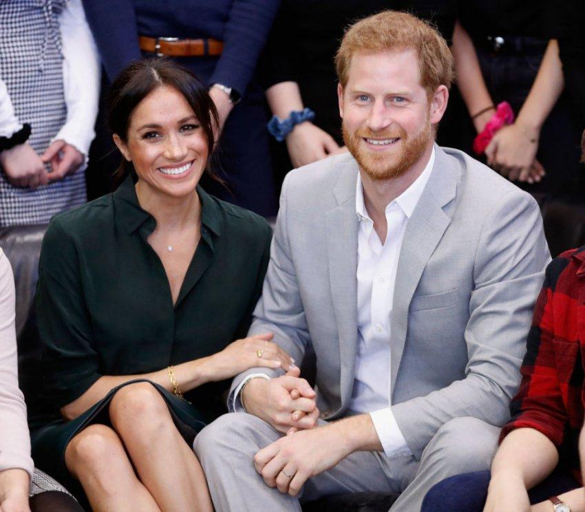 Меган Маркл и принц Гарри не станут сразу сообщать о рождении наследника