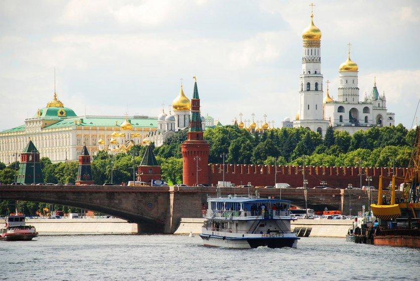 Погода на майские праздники 2019 года в Москве