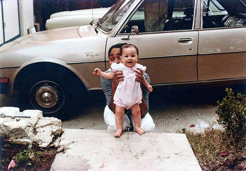 Дядя Меган Маркл обнародовал младенческие фото ее первых часов жизни