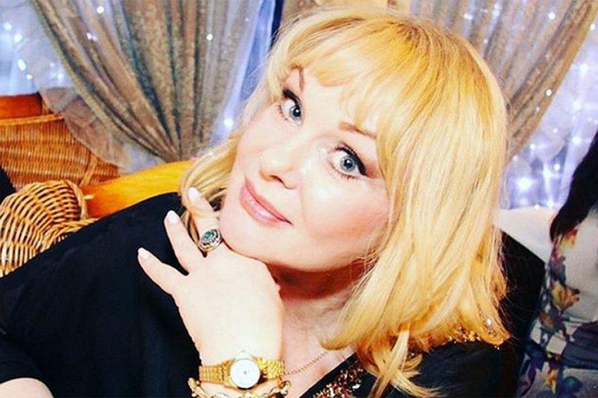 Умерла 55-летняя вдова Евгения Евстигнеева актриса Ирина Цывина