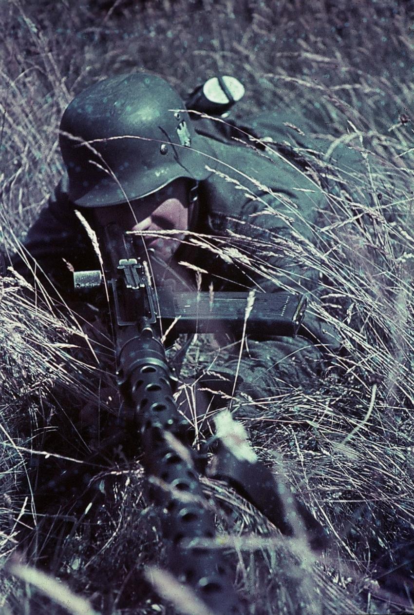Вторая Мировая Война глазами фашистов: 1941-1943 на Восточном фронте
