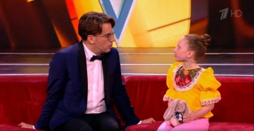 """Юная танцовщица из Кисловодска побывала на программе """"Лучше всех"""""""
