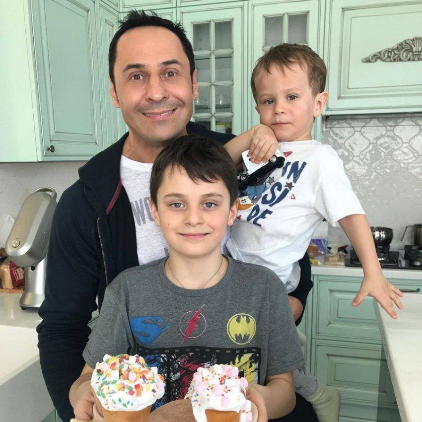 Стас Костюшкин рассказал о своих семейных отношениях