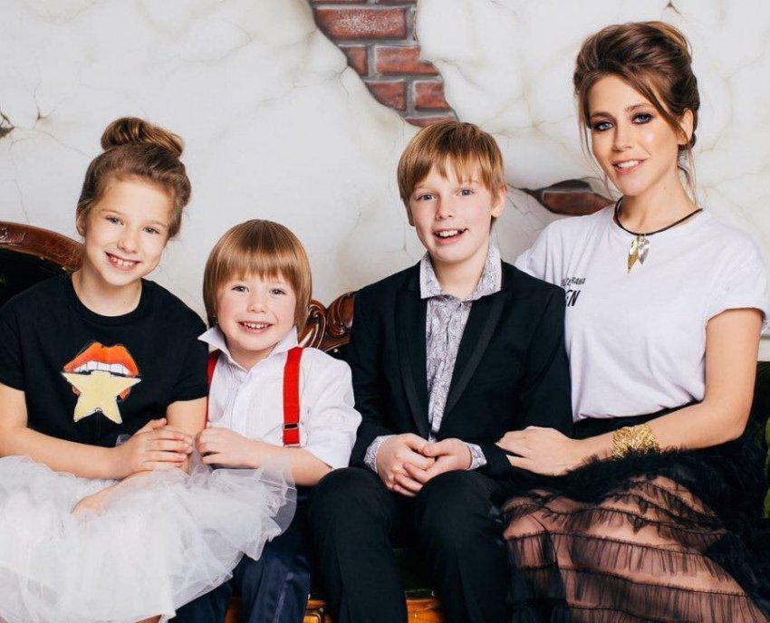 Юлия Барановская дала советы для похудения многодетным матерям