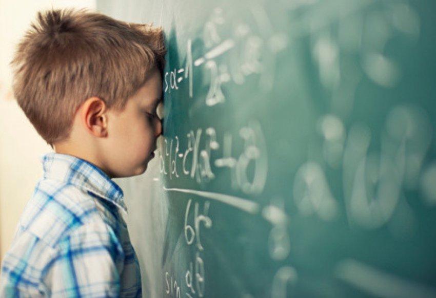 Родился гением, а школа превращает в раба системы