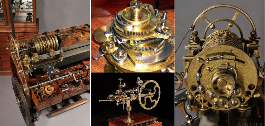 Высокие технологии эпохи возрождения. Часть 2