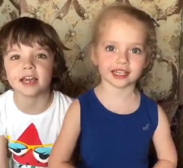 Дети Пугачевой поздравили Киркорова с днем рождения и восхитили народ