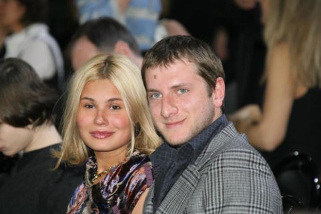 На фестивале «Кинотавр» Резо Гигинеишвили появился с Надеждой Оболенцевой
