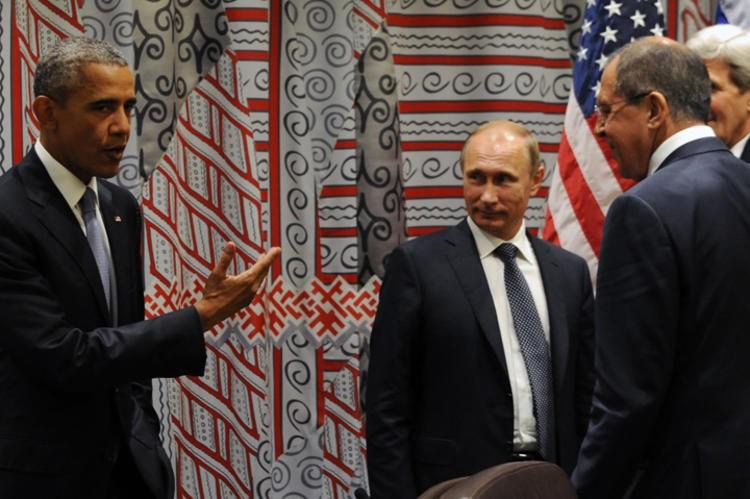 Путин: «США просили нас сделать все, чтобы Янукович не ввел войска в Киев»
