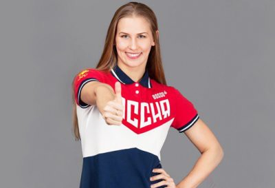 Олимпийская чемпионка Алла Шишкина продала подаренный в Кремле BMW