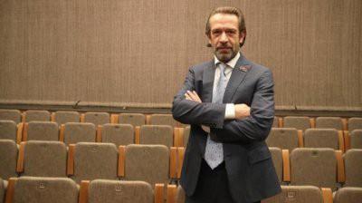 Владимир Машков уговорил дочь бросить первого мужа Артема Семакина