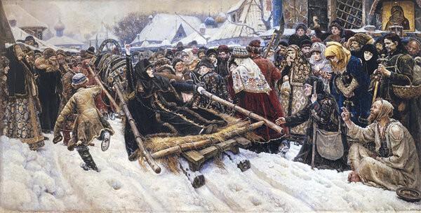 Православная Русь: жесточайшие методы наказания безбожников