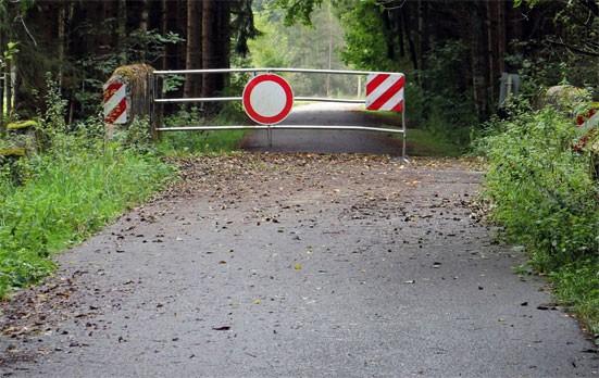 Перекрытие дорог на 9 мая 2019 года в Москве
