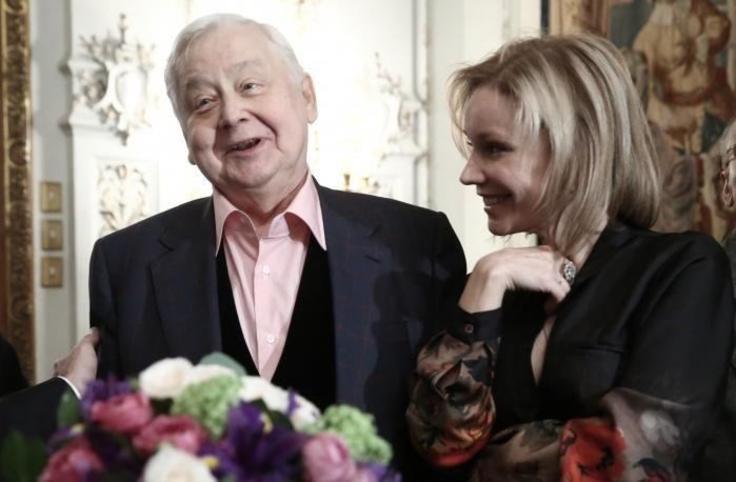 Олег Табаков: биография и причина смерти великого артиста