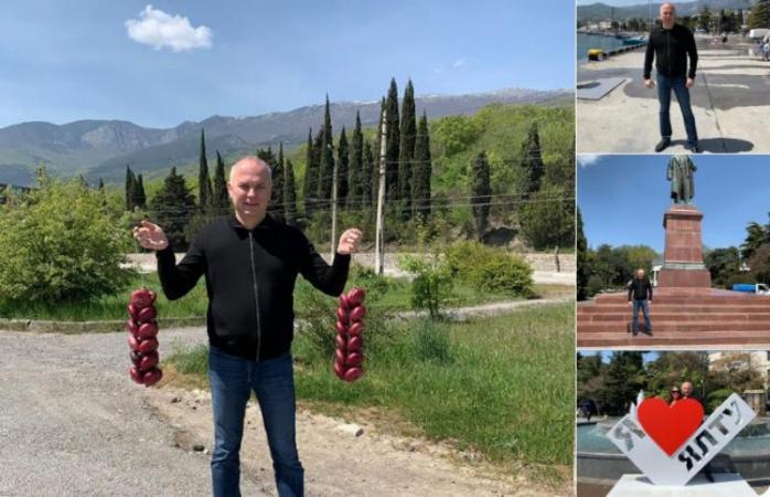 Украинский депутат сделал жене сюрприз, подарив романтическую поездку в Крым