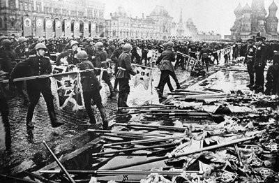 Каким был первый парад Победы 24 июня 1945 года