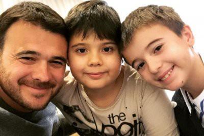 Эмин Агаларов рассказал, как воспитывает детей