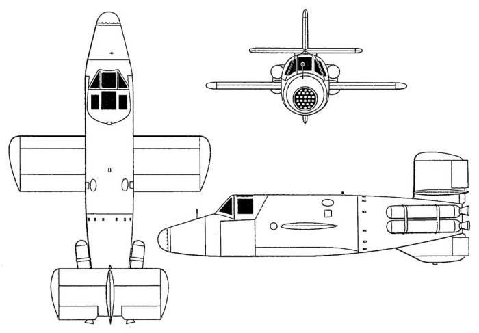 Как испытывали таранные истребители Второй мировой войны?