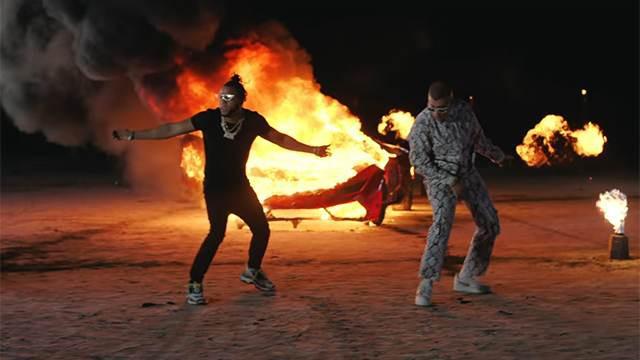 7-летний мальчик сгорел заживо, пытаясь повторить клип известного рэпера