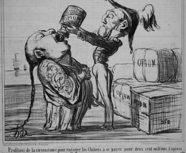 История второй опиумной войны Китая против Англии
