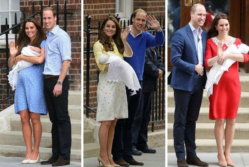В первый же выход после родов, Маркл перетянула внимание с ребенка на себя с помощью пояска на платье