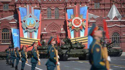 Парад Победы будут транслировать на экранах в поездах московского метро