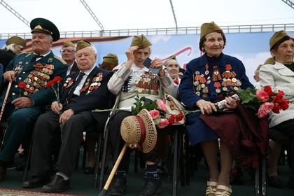 ПФ России посчитал точное число ветеранов ВОВ