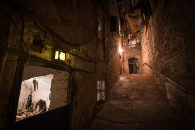 В Эдинбургском отеле охотники за привидениями засняли призрака