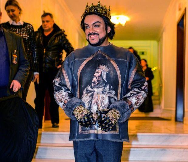 Киркоров устроил на Евровидении в Израиле модный переполох, затмив всех участников