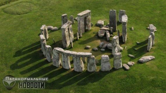 Странная связь волосатых человекоподобных существ и каменных кругов