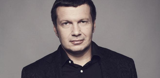 Соловьев выгнал из студии эксперта с Украины