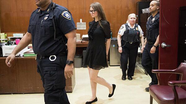 Анна Сорокина-Дэлви: русская псевдомиллионерша, разводившая банки и элиту Нью-Йорка на сотни тысяч долларов