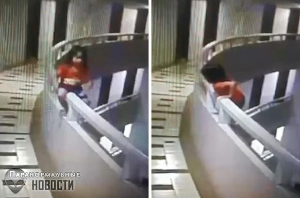 5-летняя девочка-лунатик упала с 11 этажа и... выжила