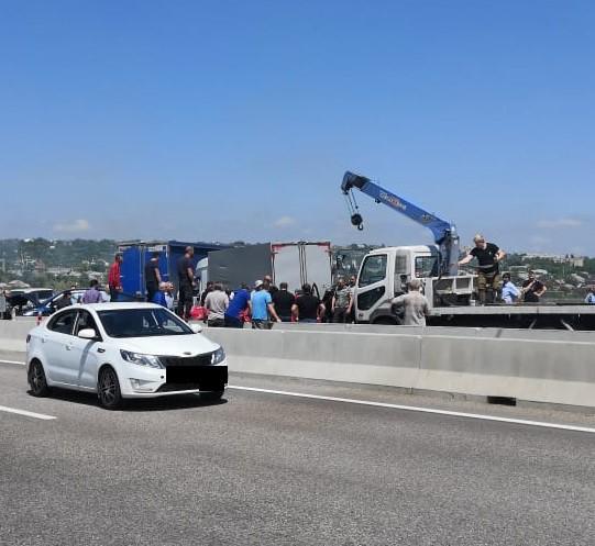 Авария на трассе Кисловодск - Минеральные Воды, есть жертвы