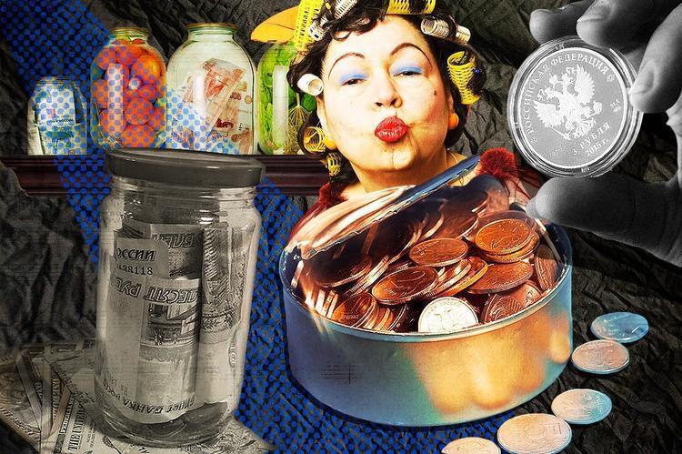 Где деньги: больше половины семей не откладывают на «черный день»
