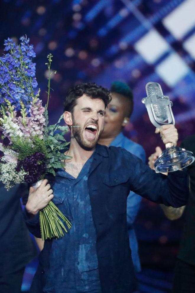 Дункан Лоуренс: Факты из жизни победителя Евровидения-2019