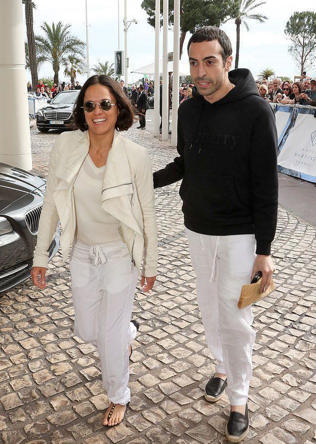 Звезда «Форсажа» Мишель Родригес преобразилась, похудев и сменив «фирменную» длину волос на стрижку