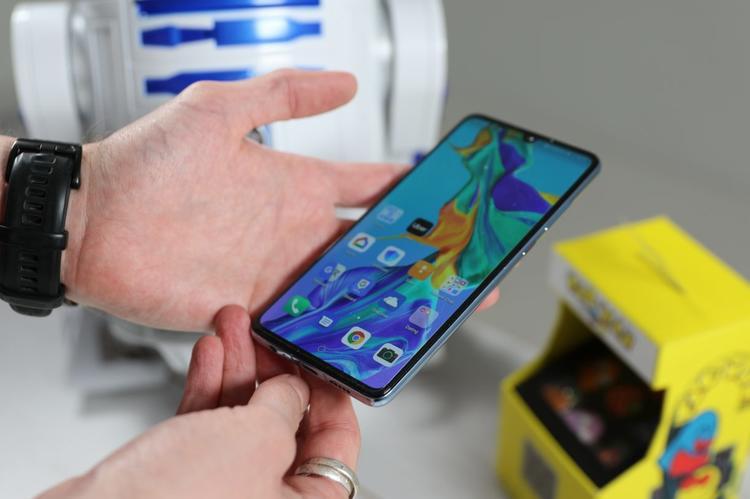 Распродажа Huawei