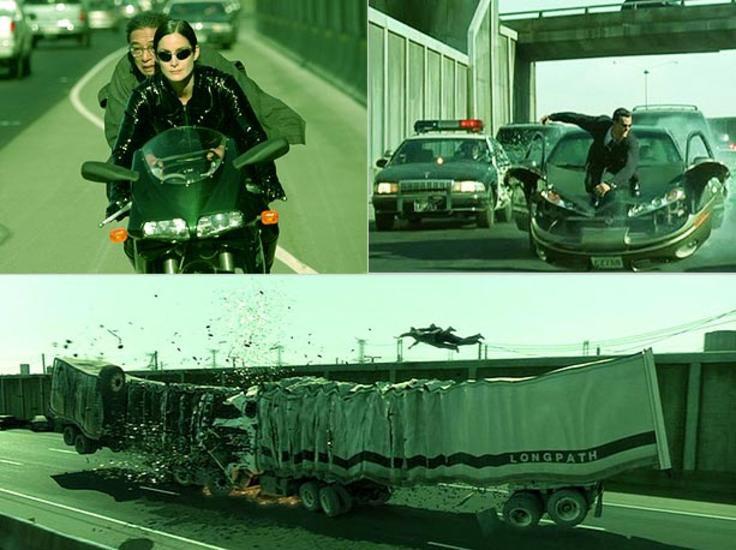 Как выглядят сцены фильмов без спецэффектов?