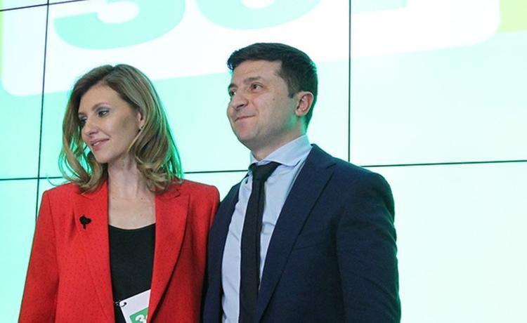 СМИ раскрыли подробности платья новой Первой Леди Украины на инаугурации