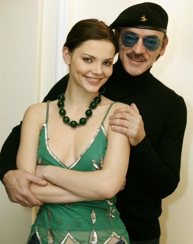 Боярский считает главным предназначением дочери - материнство, а не актерскую деятельность