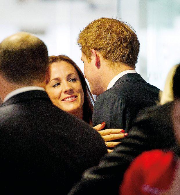 Принц Гарри избегает свою подругу Натали Пинкхэм с тех пор, как женился на Меган Маркл