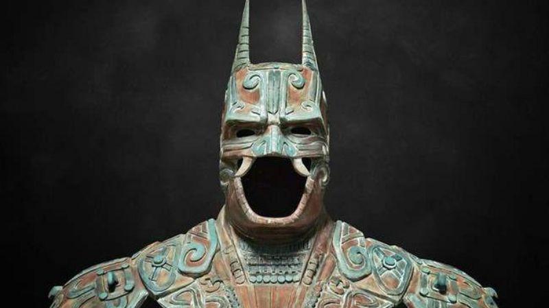"Древние Майя поклонялись ""Бэтмену"""
