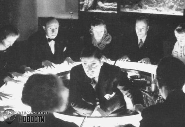 10 случаев, когда нацисты пытались использовать сверхъестественные способности