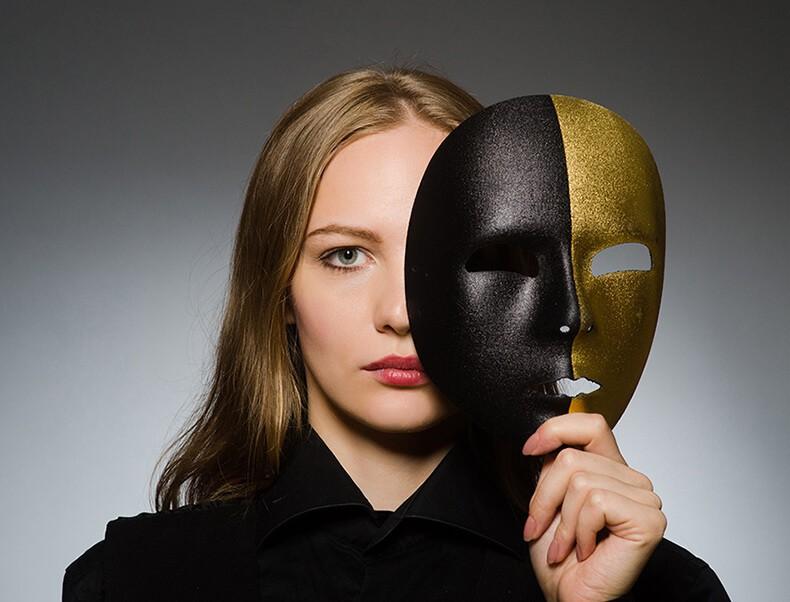 Признаки наличия маски жертвы