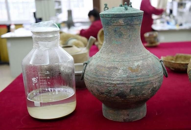 """""""Эликсир бессмертия"""" возрастом 2000 лет: уникальная находка в китайской гробнице"""