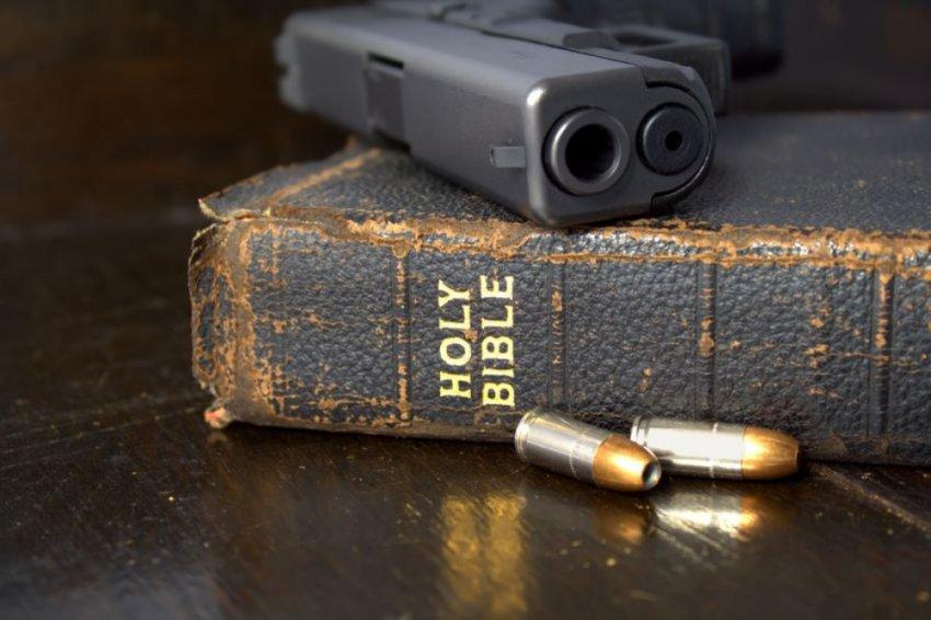 Библия – книга Белого Геноцида